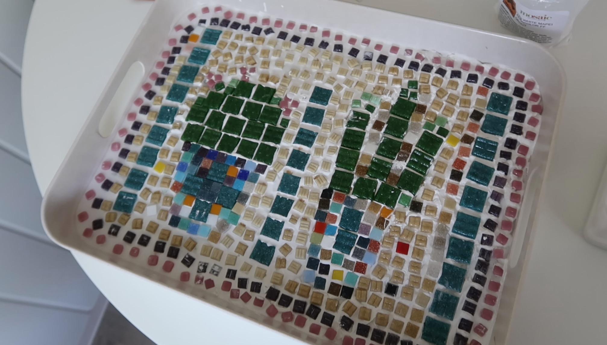 Mosaic Cactus