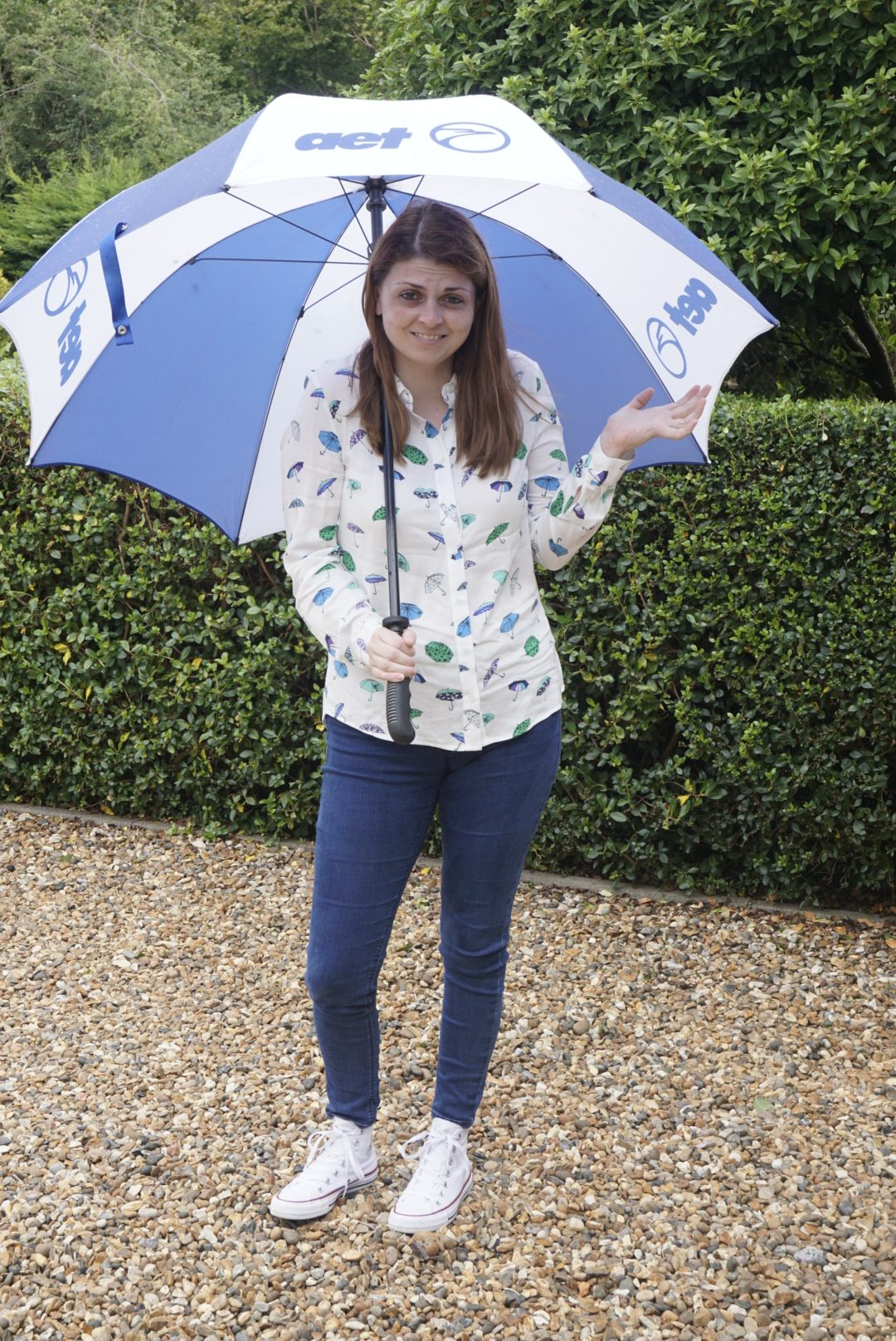 umbrella shirt