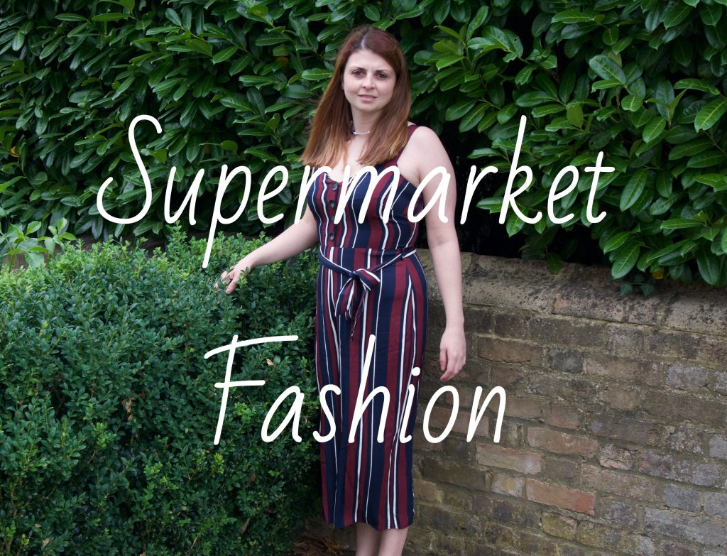 Supermarket Fashion graphic