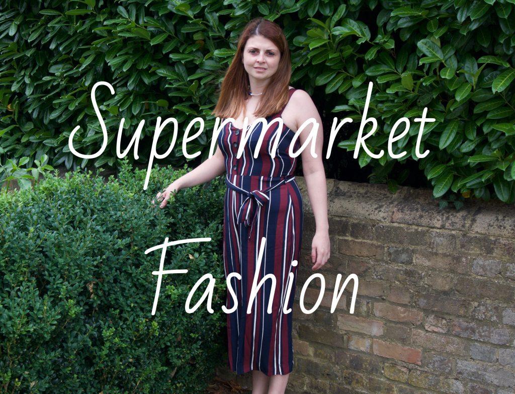 Supermarket Fashion graphic
