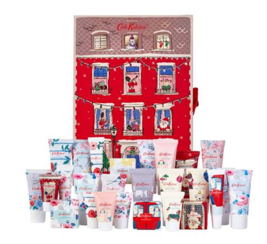 Cath Kidston Advent Calendar for 2018
