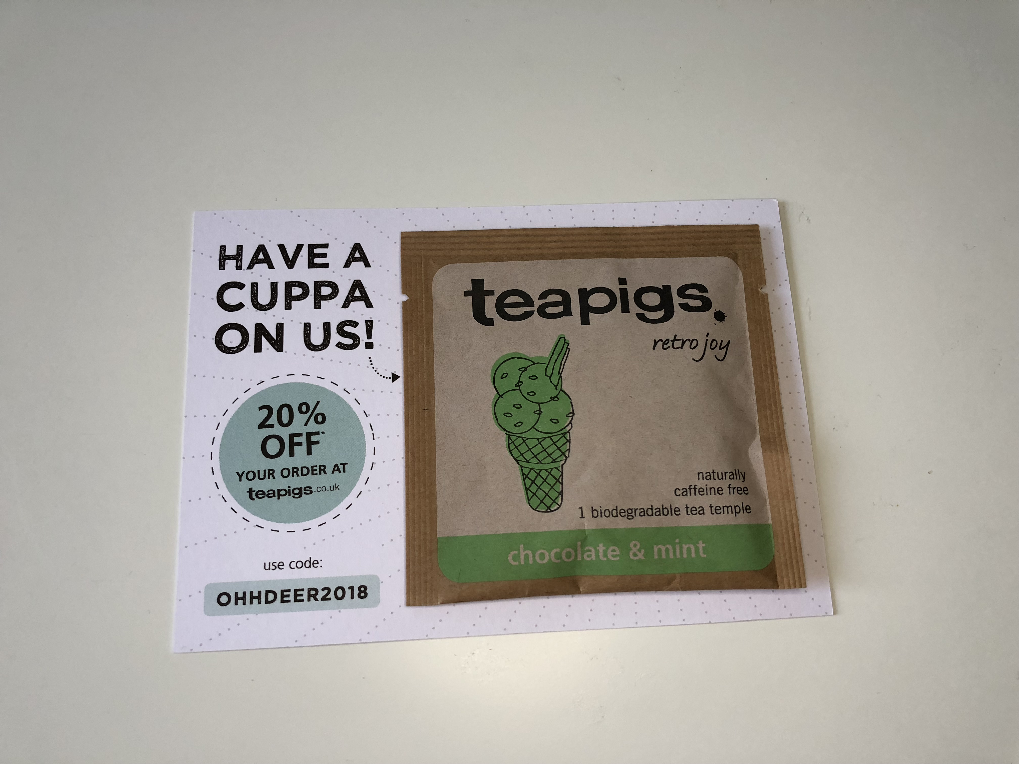 tea pigs products