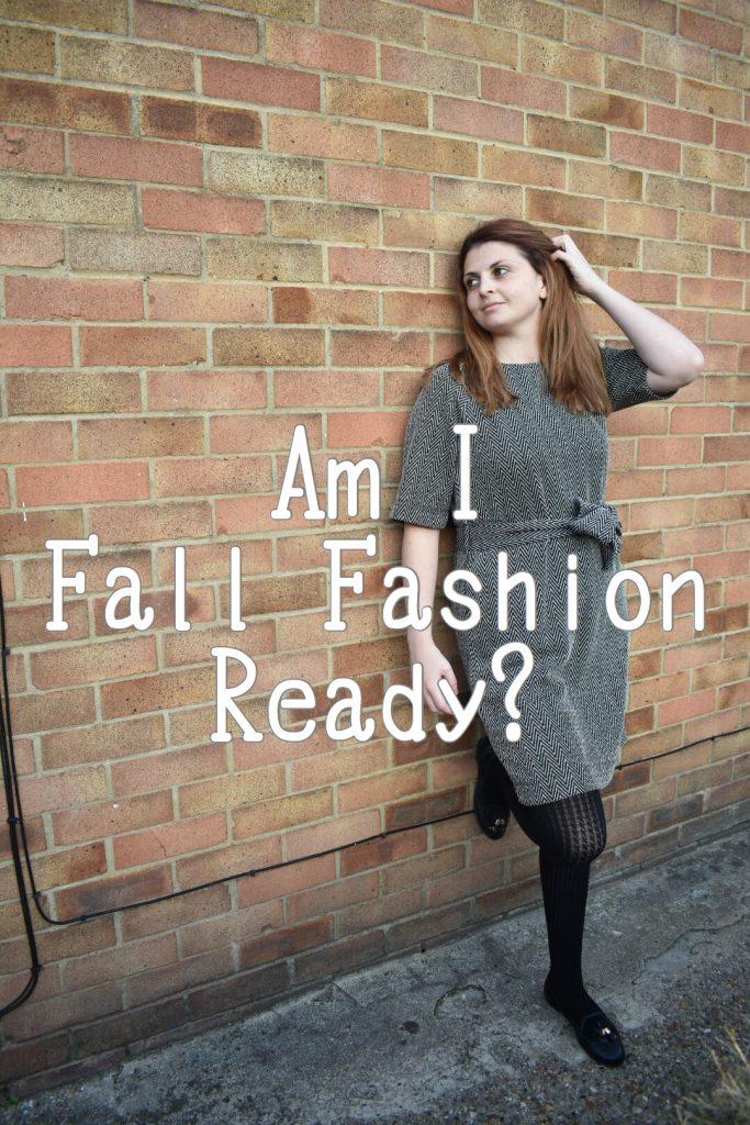 Am I Fall Fashion Ready? graphic