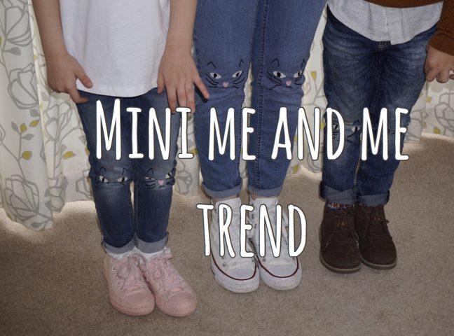 Mini Me And Me Trend