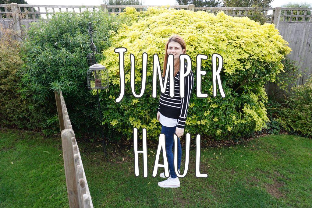 Jumper Haul graphic