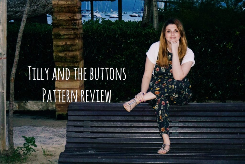 Tilly And The Buttons Review graphic