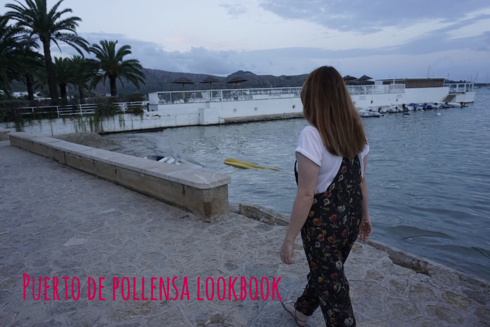 Puerto De Pollensa Lookbook graphic