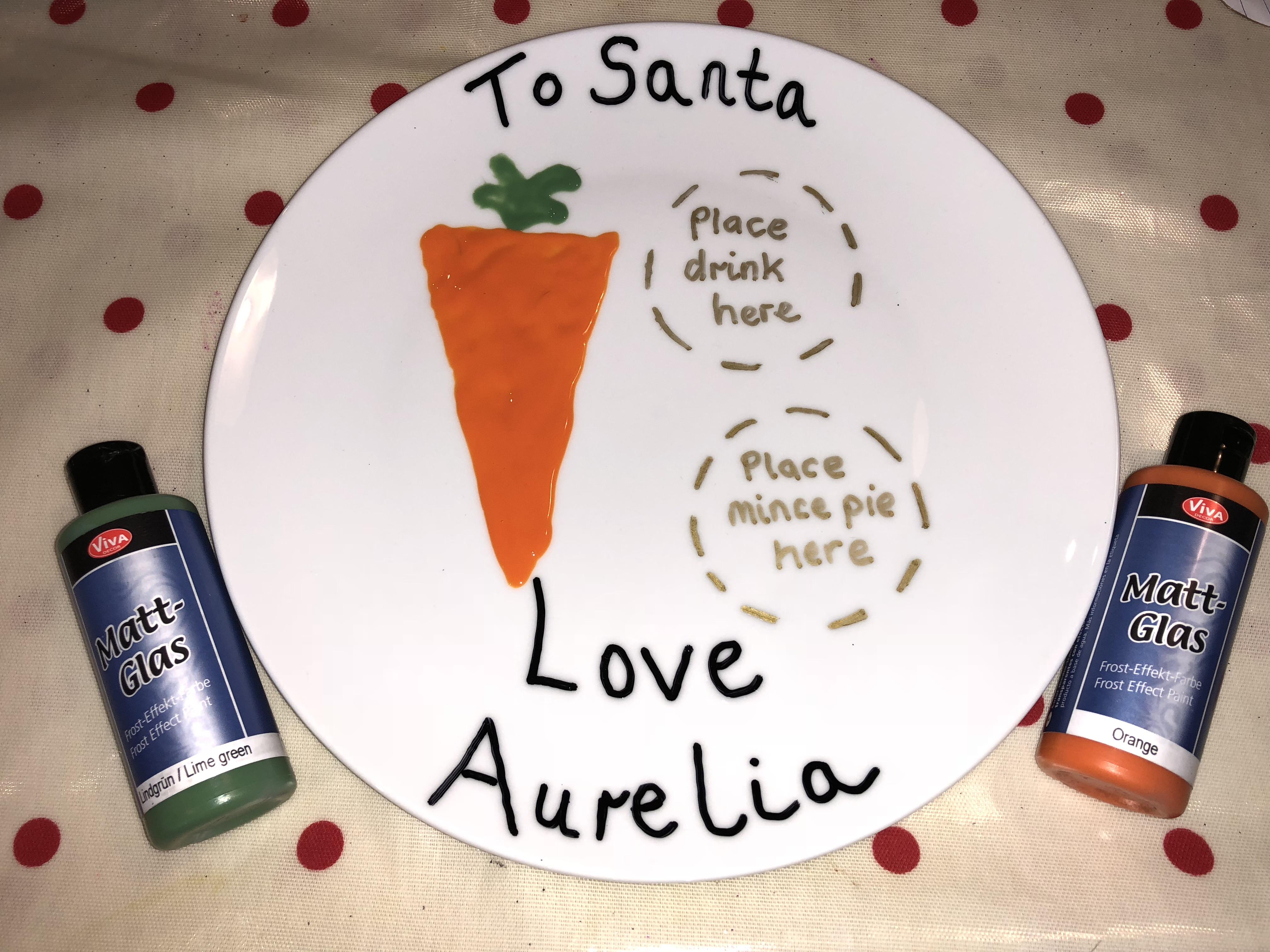 Rudolph's carrot