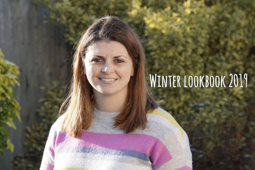 Winter Look Book 2019 graphic