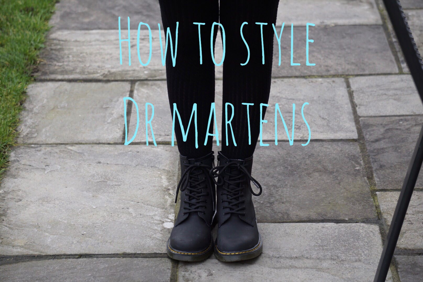 How To Style Dr Martens graphic