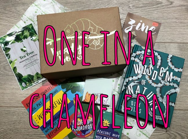 One In A Chameleon – Buddy Box Review
