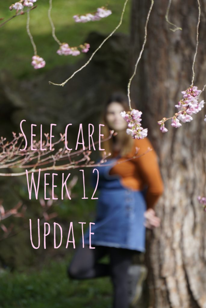 Self Care Update – Week 12 graphic