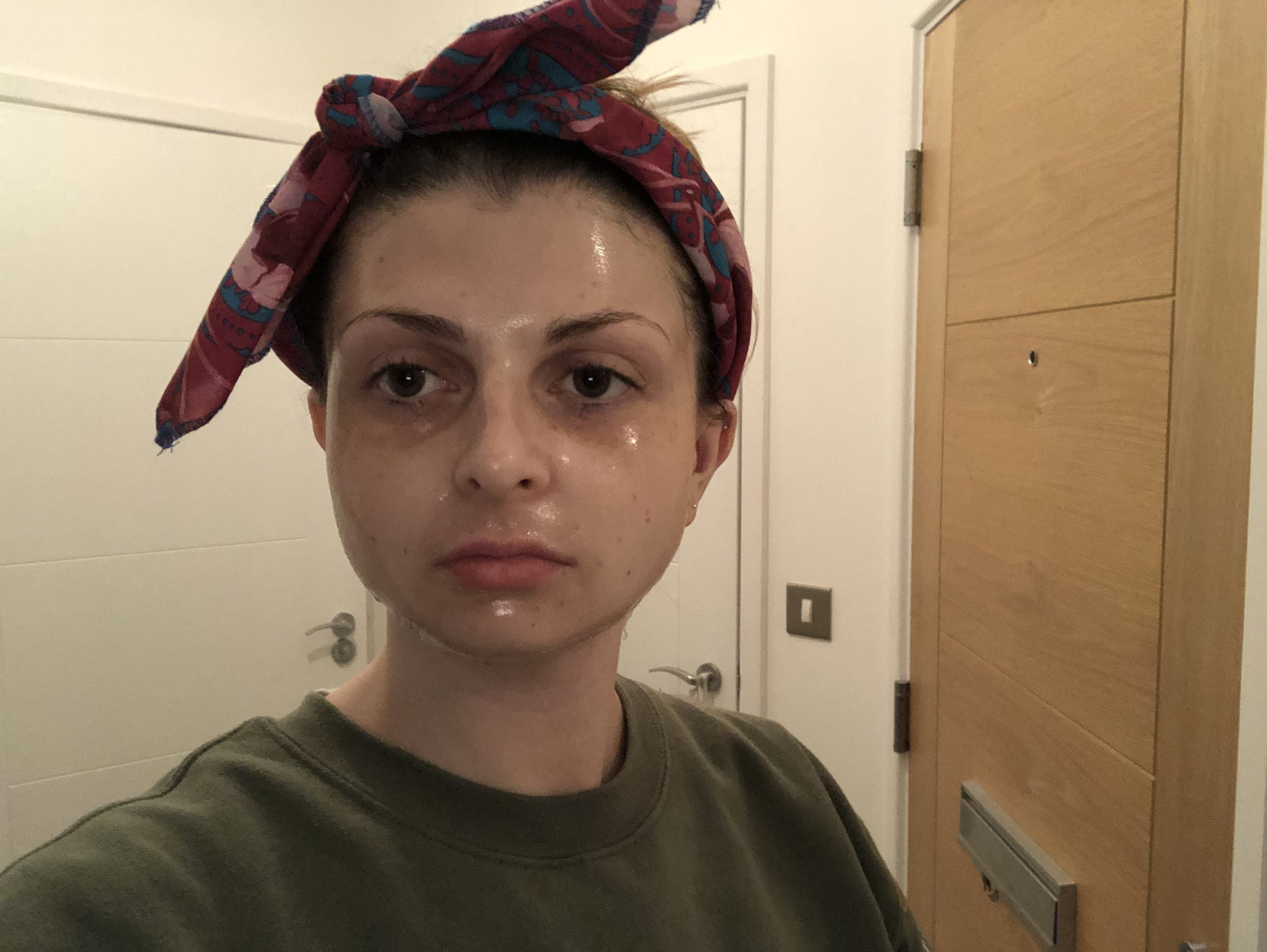 peel-off mask