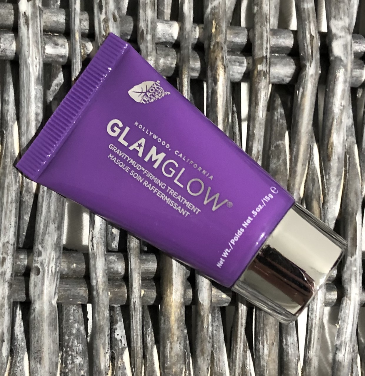 Glamglow Gravitymud Mask Review graphic