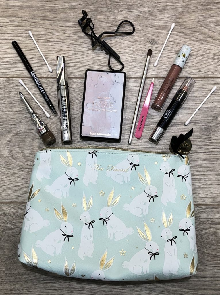 Holiday Makeup Essentials graphic