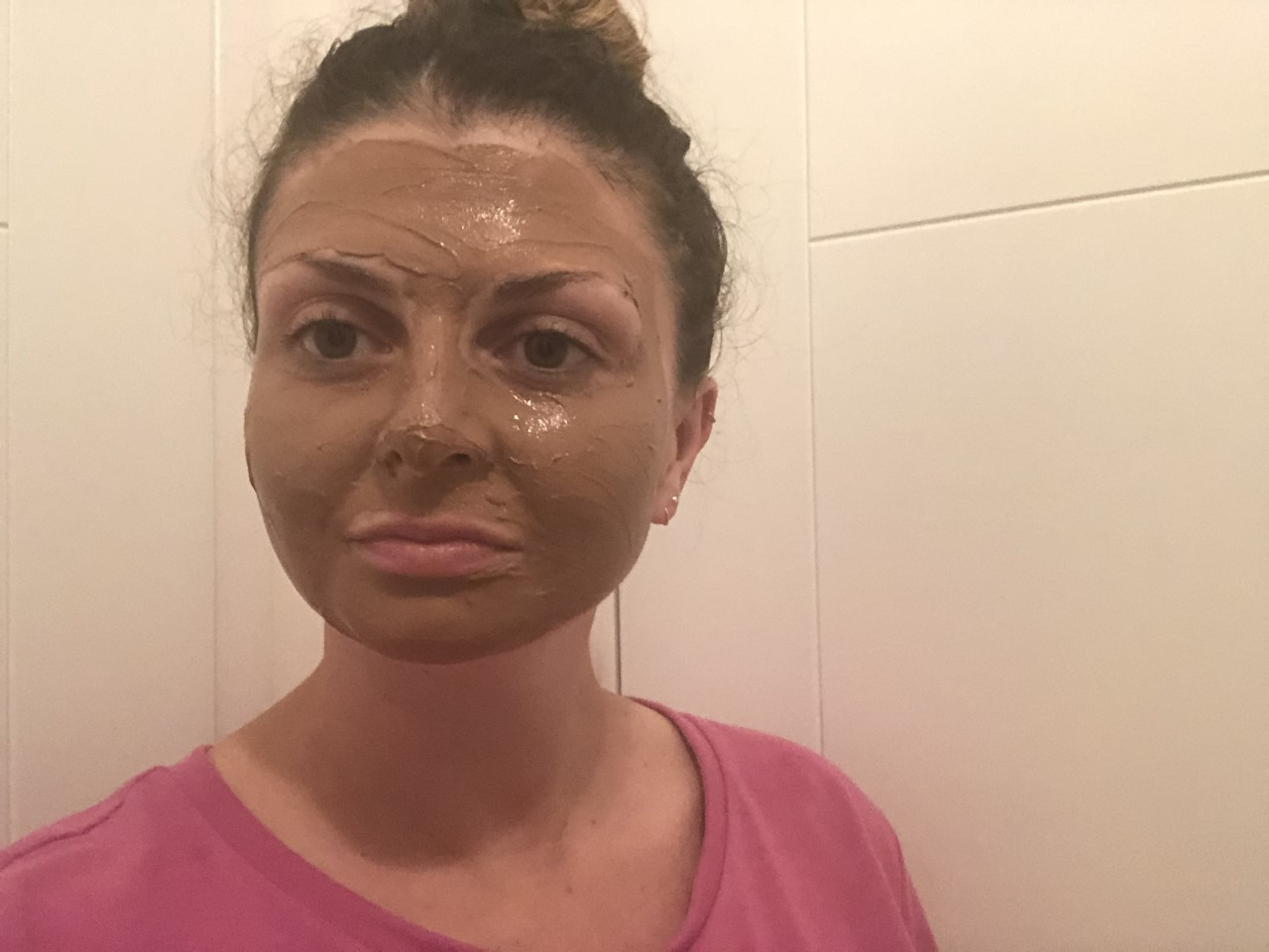 face mask Friday