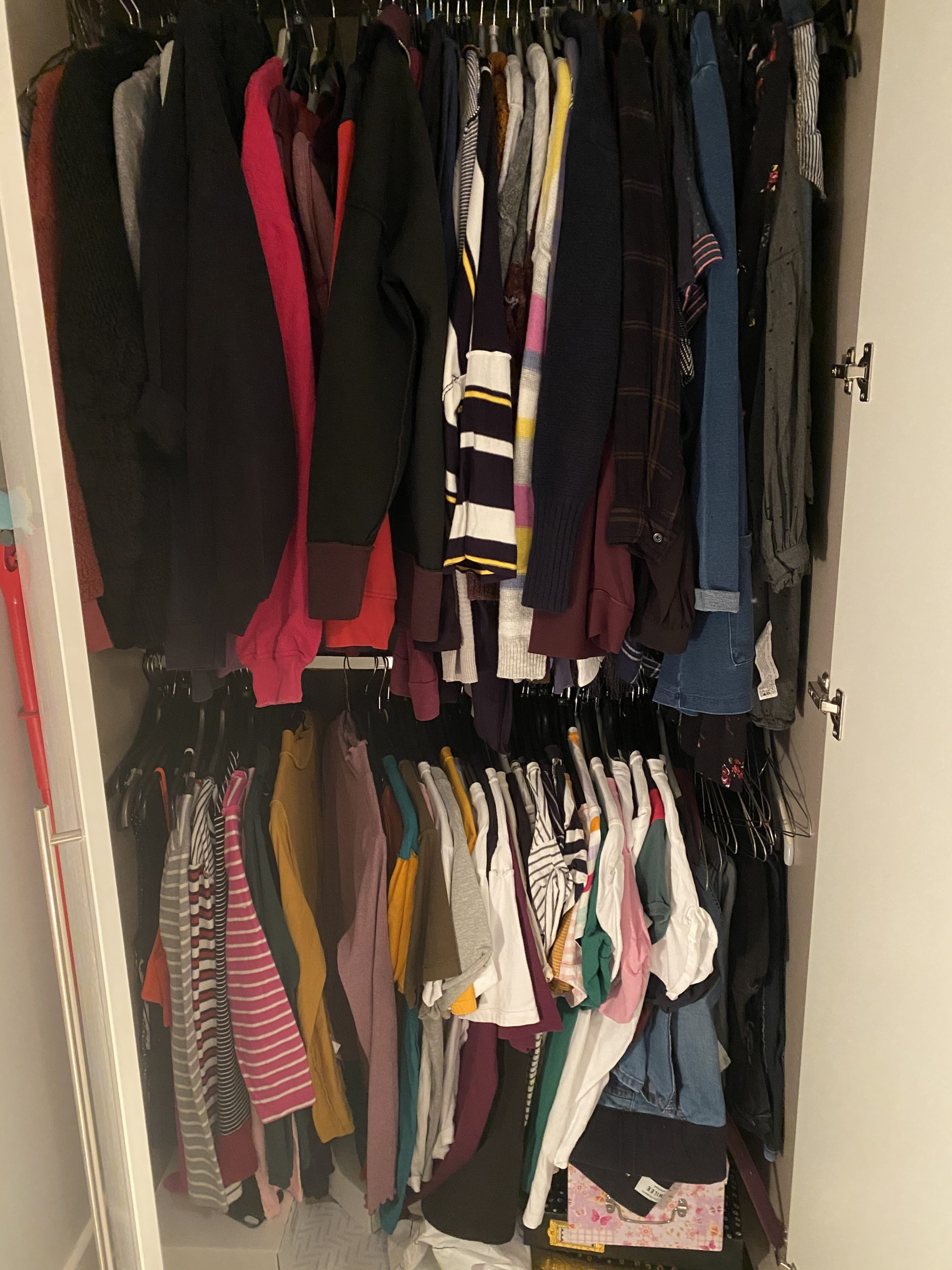 Organise your closet