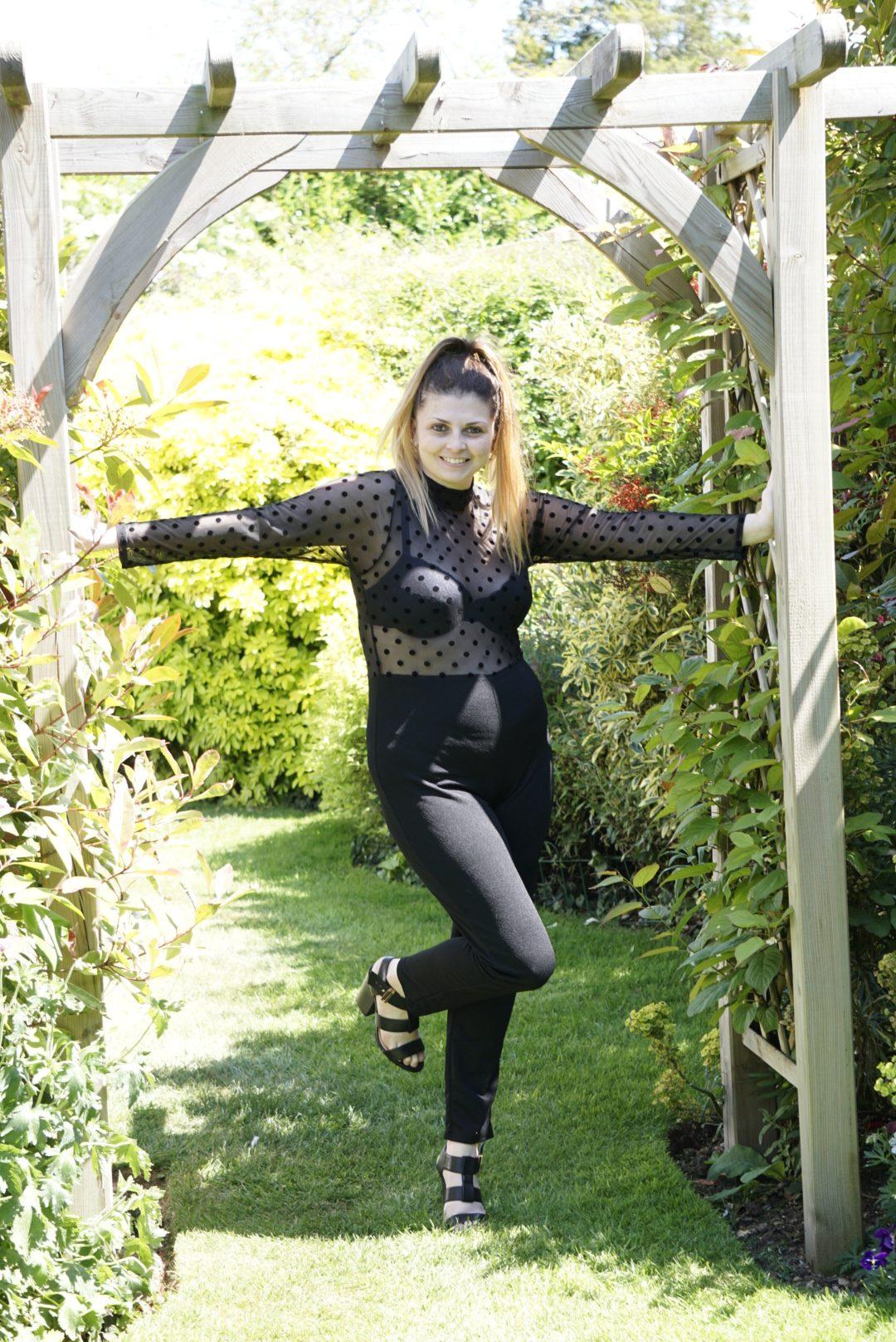 femme luxe jumpsuit