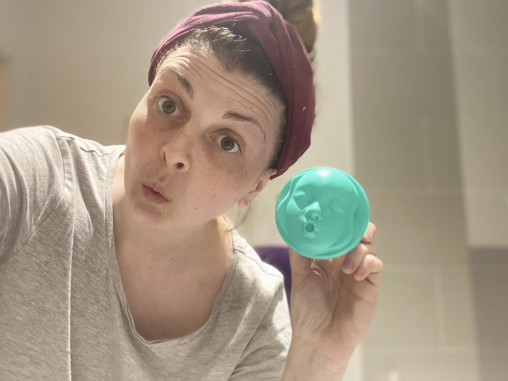 DR. JART+ SHAKE & SHOT RUBBER SOOTHING MASK REVIEW graphic